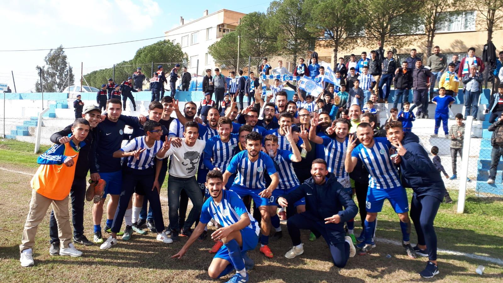 Aliağa Belediye Helvacı Spor: 3 – Özcamdibi Spor:1