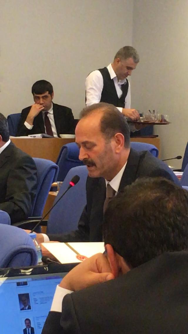 Osmanağaoğlu Aliağa OSB Meslek Lisesine Destek Talep Etti