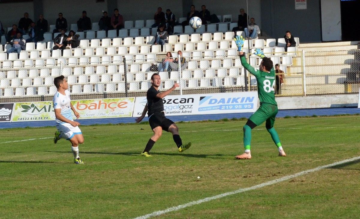 AYDIN YILDIZSPOR 1 – 2 ALİAĞASPOR FK