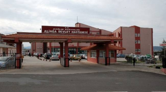 Aliağa Devlet Hastanesine yeni hekimler atandı