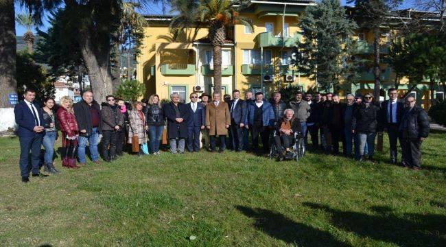 Başkan Selman Hasan Arslan Gazetecilerle Buluştu