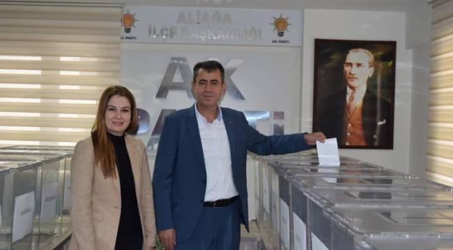 AK Parti Aliağa ilçe kongresinin takvimi belli oldu.