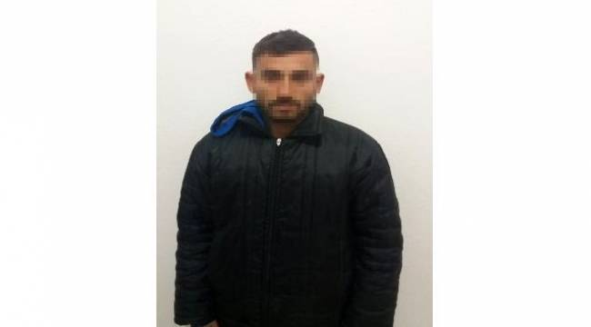 Menemen'de rögar kapağı hırsızları yakalandı