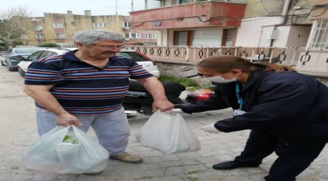 Bergama'nın yaşlısı belediyenin baş tacı oldu