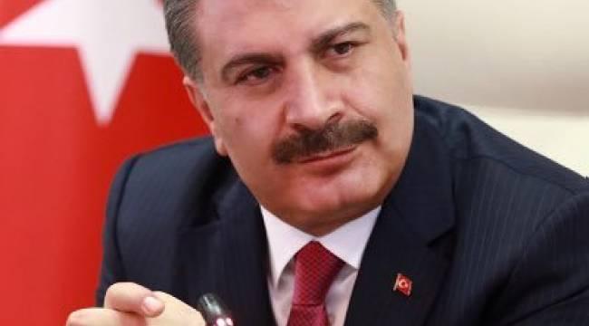 Türkiye'de Koronavirüs'ten ölü sayısı 59'a yükseldi.