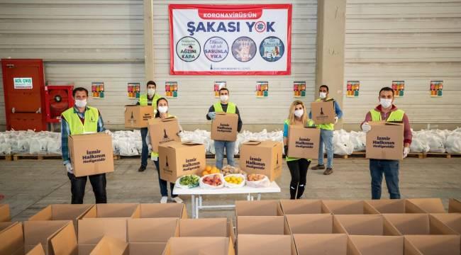 İzmir'de dayanışma büyüyor