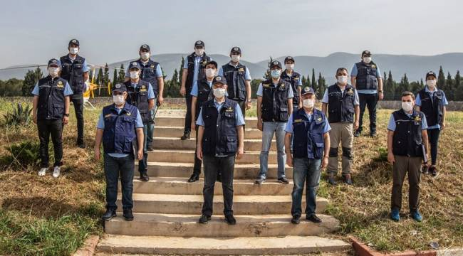 İHA'lar 1 Temmuz'dan itibaren Ege ormanlarında yangın gözetlemesi yapacak