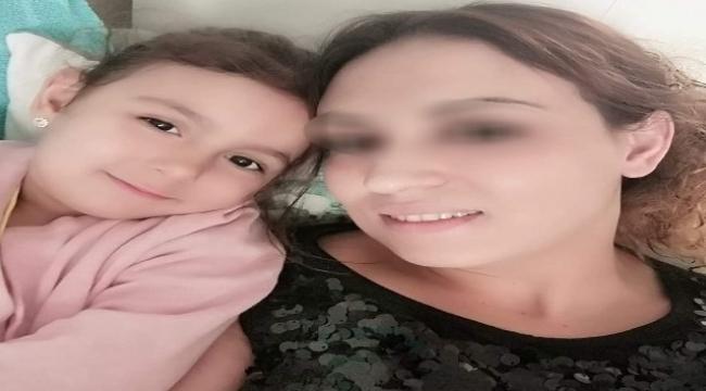 4 yaşındaki kızını yastıkla boğmuş