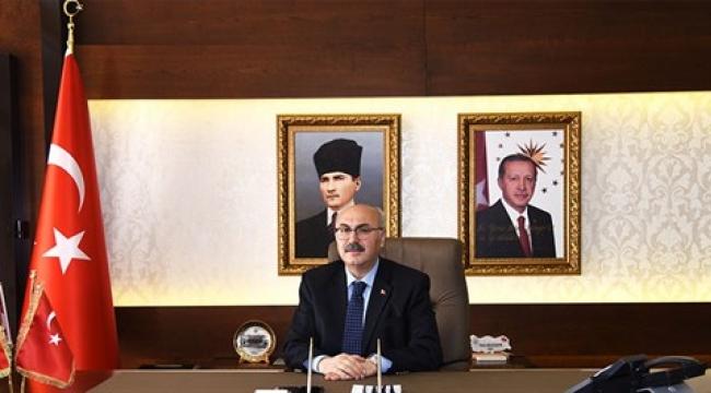 İzmir Valiliğinin Hafta Sonu Sokağa Çıkma Kısıtlaması İle İlgili açıklamada bulunduı