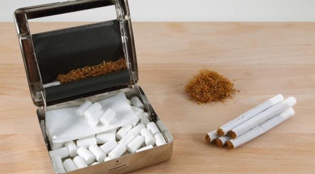 Sarma Sigara 1 Temmuz'da yasaklanıyor