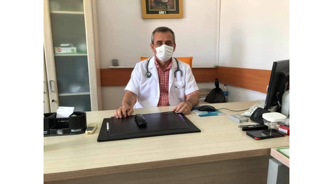 Aliağa Devlet Hastanesi'nin Yeni Başhekim'i Uzm. Dr. Yalçın Koçyiğit Oldu