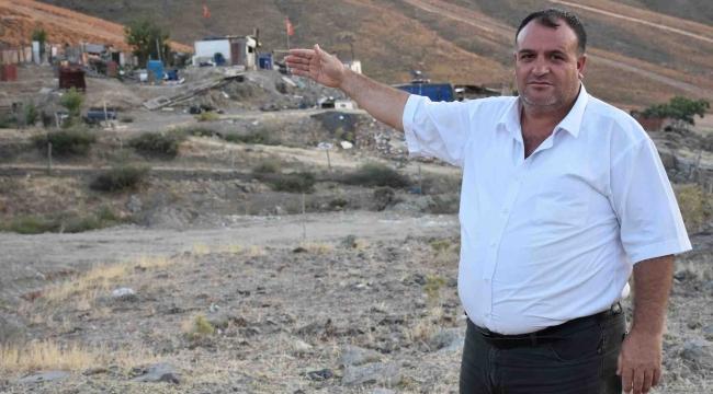 Menemen'de mera alanları gasp ediliyor iddiası