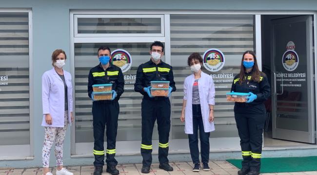 Tüpraş sokak hayvanlarına destek için Aliağa Belediyesi İle protokol imzaladı