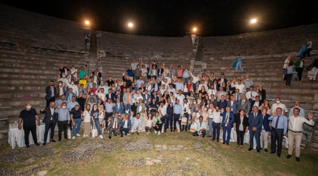 2 bin 400 yıllık Asklepion Tiyatrosu'nda tarihi karar