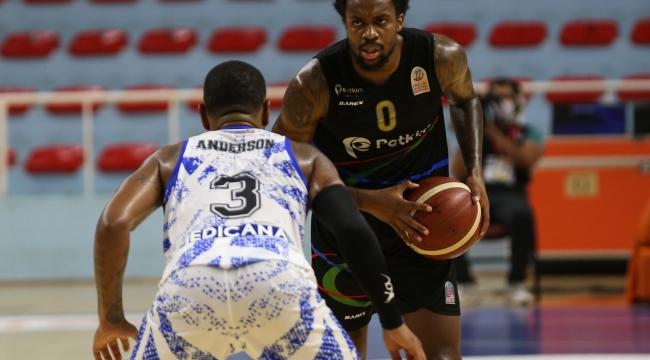 Büyükçekmece Basketbol, Aliağa Petkimspor'u Mağlup Etti