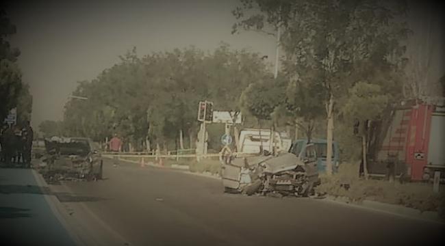 Çiğli'de trafik kazası! 1 kişi öldü