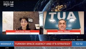 """Türkiye Uzay Ajansı Başkanı Serdar Yıldırım: """"Doğu Anadolu Uzay Gözlemevi gelecek yıl açılacak"""""""