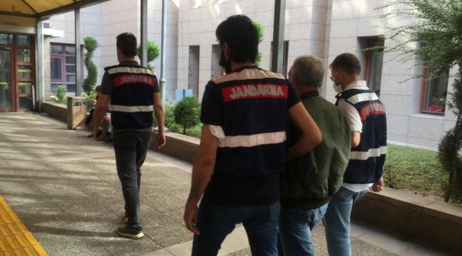 Aliağa'da terör operasyonu: 1 gözaltı