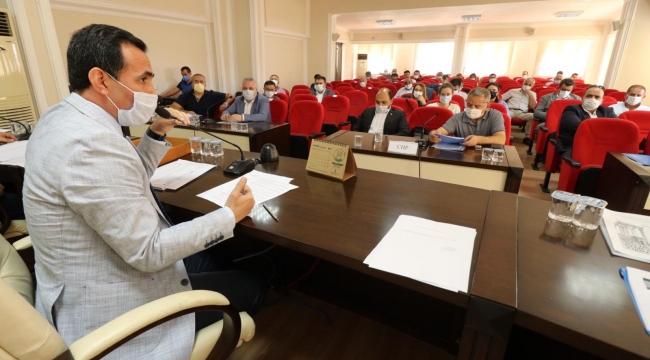 Bergama Belediyesi 2021 yılı bütçesi 131 milyon 500 bin lira olarak kabul edildi