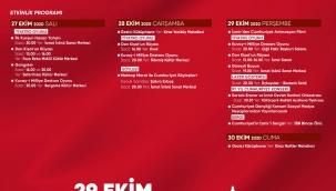 İzmir Büyükşehir Belediyesi 29 Ekim programını açıkladı