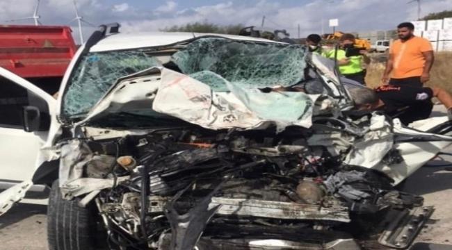 Yedek astsubay olacaktı kazada hayatını kaybetti