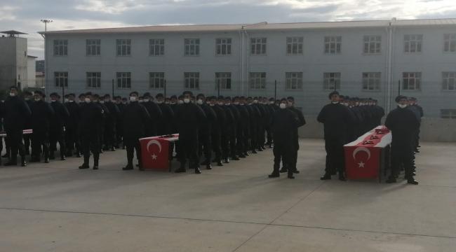 Aliağa'da 81 asker yemin etti