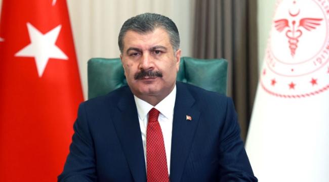 """Bakanı Koca, """"Hastalığın yayılmasını önleyici somut tedbirlerin hayata geçirilmesinin tavsiye edilmesi yönünde karar alındı"""""""