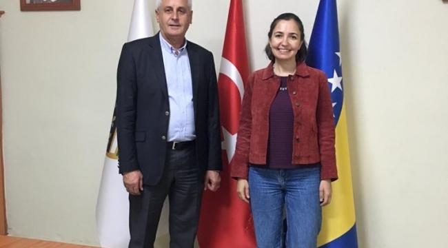 Balkanlar'da Üniversitelerarası İş Birliği