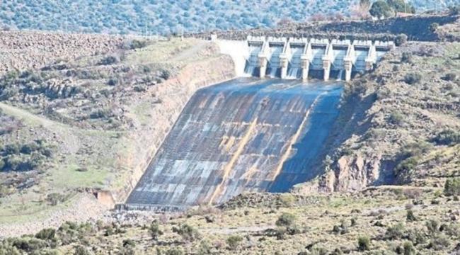 Güzelhisar Barajı'nda doluluk oranı düşüyor!