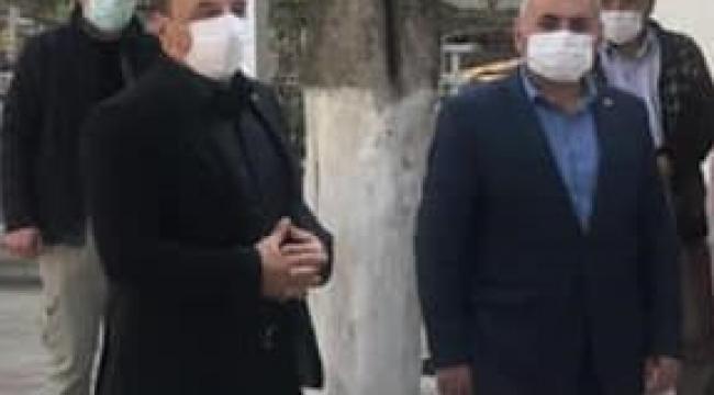 Kaymakam Karman 'ın mahalle ziyaretleri sürüyor