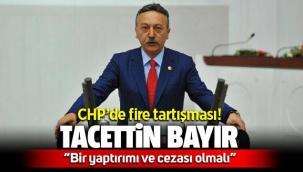 CHP'li Bayır'dan Menemen seçimi ile alakalı 'fire' çağrısı: Cezası olmalı!