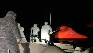 Dikili ve Çeşme 44 düzensiz göçmen kurtarıldı