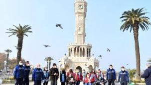 İzmir Büyükşehir Belediyesi'nden 3 Aralık farkındalık etkinliği