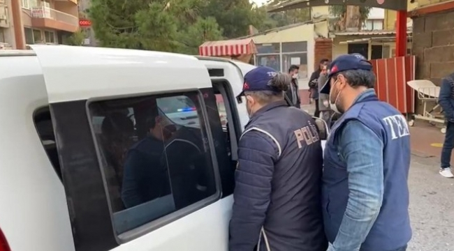İzmir'de DEAŞ operasyonu: 11 gözaltı