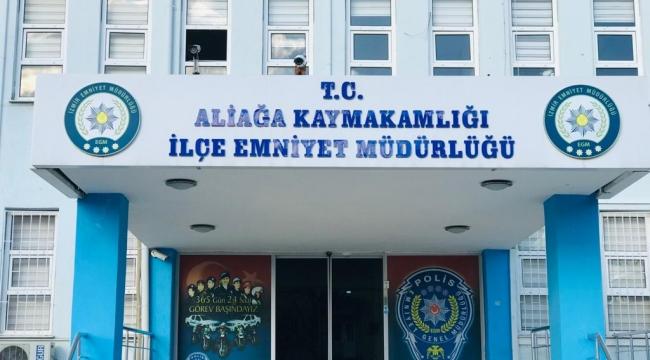 Aliağa'da bir yılda bin 283 Aranan Şahıs Yakalandı