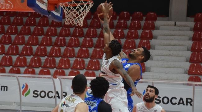Aliağa Petkim Spor : 98– Büyükçekmece Basketbol: 77