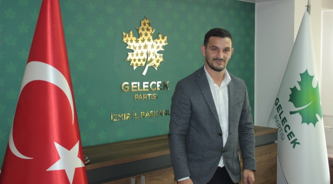 Cüneyt İşçilik, Gelecek Partisi İzmir İl Başkanlığı Görevinden İstifa Etti