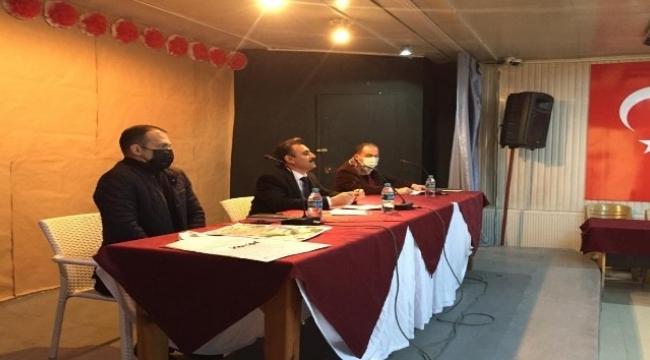 Dikili'de muhtarlardan 'kırsal mahalle' talebi