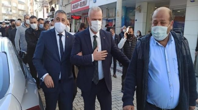 Menemen Belediye Başkan Vekili Aydın Pehlivan oldu