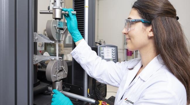 SOCAR Ar-Ge ve ODTÜ'den plastik atıkların kimyasal dönüşümünü sağlayacak ortak proje