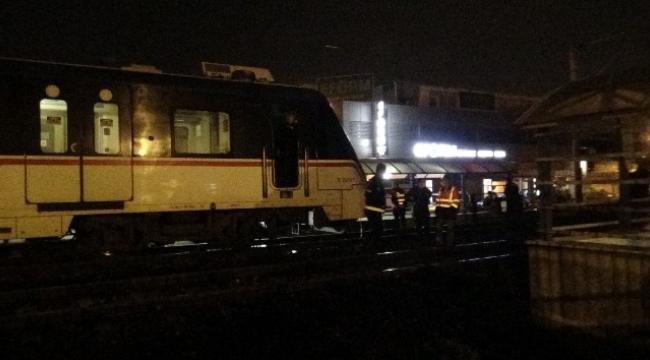 Tren hattından karşıya geçmek isterken hayatını kaybetti
