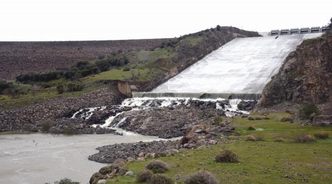 Güzelhisar Barajında Doluluk Arttı