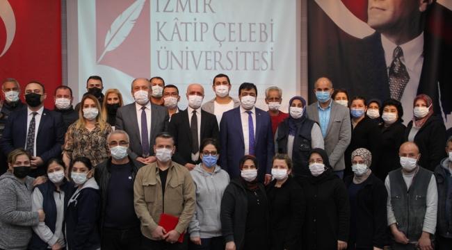 Ekonomik ve Sosyal Haklarıyla Üniversiteler arasında en iyi sözleşme imzalandı;
