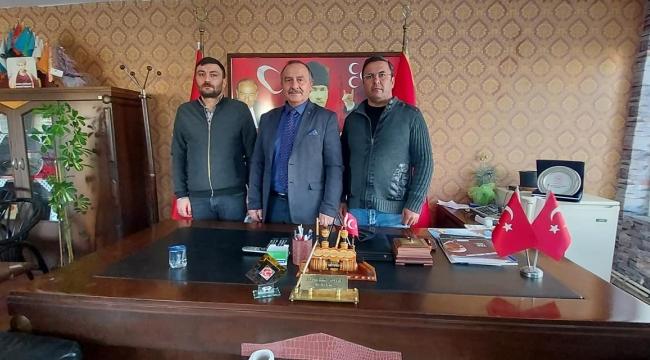 MHP Aliağa'da Görev Bölümü