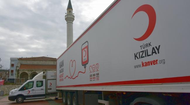 Türk Kızılay Kan Bağışı Şampiyonu Aliağa'ya Geliyor
