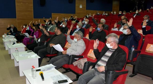 Aliağa Belediye Meclisi Nisan Ayı Toplantısı Yapıldı