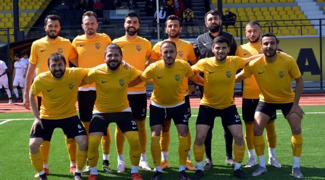 Aliağaspor FK, Hazırlık Maçını 2-1 Kazandı