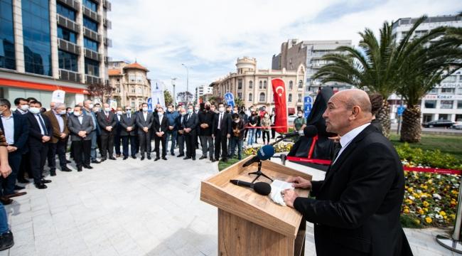 Başkan Soyer: Amacımız Çaka Bey'in önemini hatırlatmak