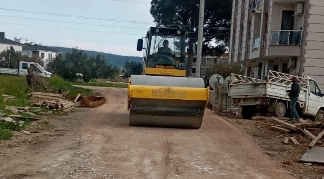 Bergama'da yeni imar yollarına düzenleme