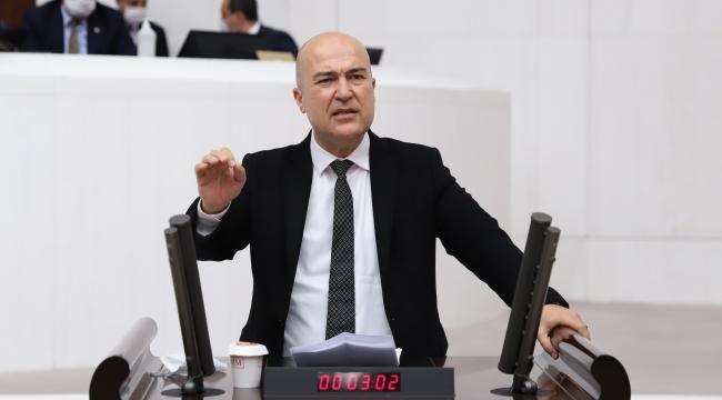CHP'li Bakan Hayvan Hakları Yasası'nı hatırlattı